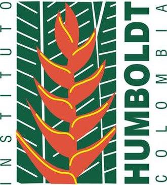 Alexander von Humboldt Biological Resources Research Institute - Image: Instituto Humboldt logo