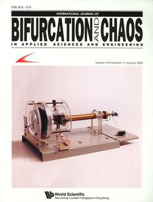 International Journal of Bifurcation and Chaos - Image: International Journal of Bifurcation and Chaos Cover