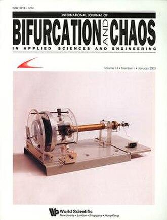 International Journal of Bifurcation and Chaos - Image: International Journal of Bifurcation and Chaos Cover