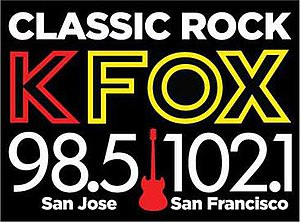 KUFX - KUFX logo when simulcasting on 102.1 from 2011-2014