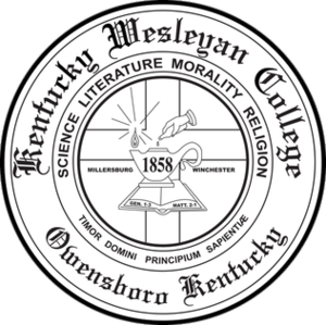 Kentucky Wesleyan College - Image: KWC Seal