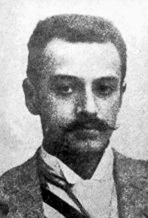 Kazimierz Prószyński - Image: Kazimierz Proszynski corrected