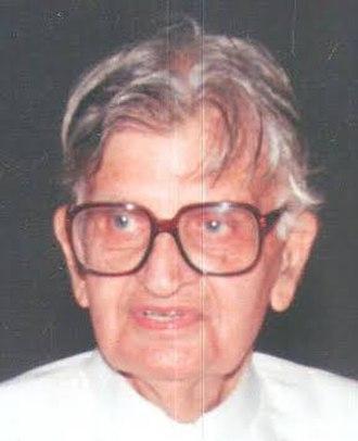 Khurshed Alam Khan - Image: Khurshed Alam Khan