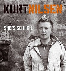 Kurt Nilsen She's So High single cover.jpg