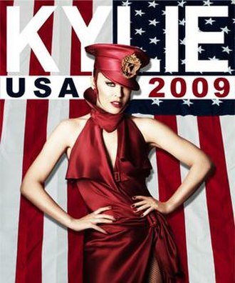 For You, for Me - Image: Kylie USA2009