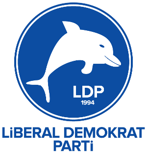 Liberal Democratic Party (Turkey) - Image: LDP Logo Transparent NF
