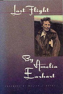book by Amelia Earhart