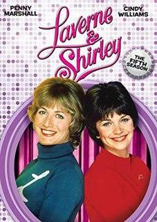 <i>Laverne & Shirley</i> (season 5)