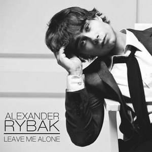 Leave Me Alone (Alexander Rybak song) - Image: Leave Me Alone