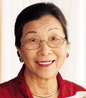 Leeann Chin (restaurateur) - Image: Leeann Chin (restaurateur)