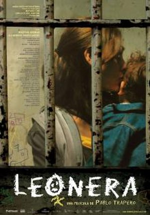 Lion's Den (2008 film) - Theatrical release poster