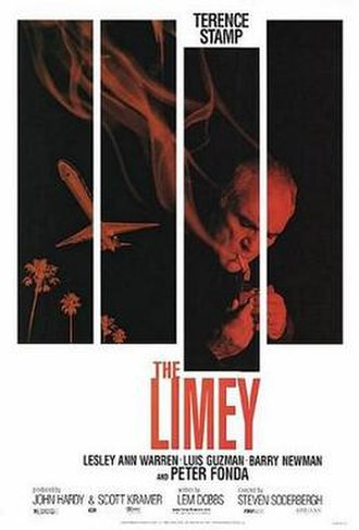 The Limey - Theatrical release poster