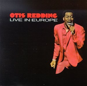 Live in Europe (Otis Redding album) - Image: Liveineuropeotisredd ing