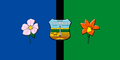 Llodminster flag.png