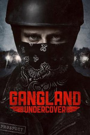 Gangland Undercover - Image: Logo for Gangland undercover