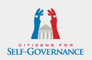 Citizens for Self-Governance - Image: Logo of Citizens for Self Governance