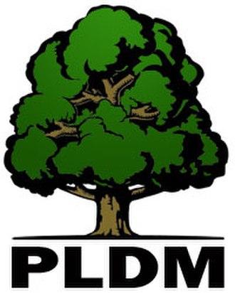 Liberal Democratic Party of Moldova - Image: Logo pldm