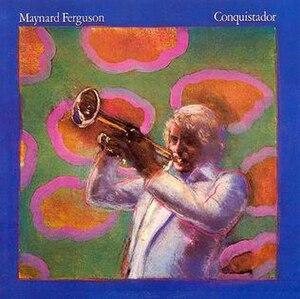 Conquistador (album) - Image: MF Conquistador