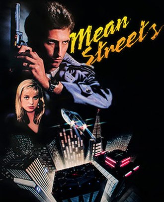 Mean Streets (video game) - PC cover art