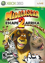 Madagascar Escape 2 Africa Video Game Wikivisually