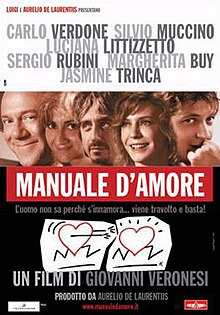 Manuale d'amore 2 (capitoli successivi) Streaming in ...