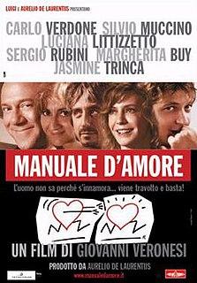 <i>Manual of Love</i> 2005 film by Giovanni Veronesi