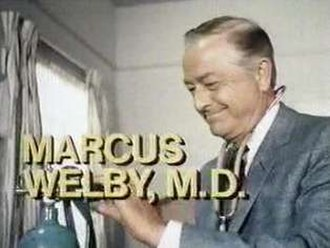 Marcus Welby, M.D. - Marcus Welby, M.D. title card