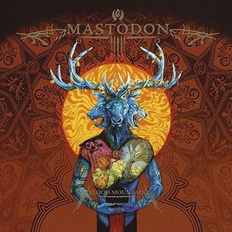 Blood Mountain (album) - Image: Mastodon Blood Mountain