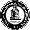 Official seal of Maynard, Massachusetts
