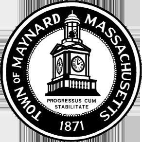 Official seal of Maynard, Massachusetts