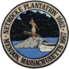 Official seal of Mendon, Massachusetts