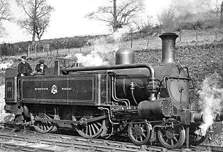 Metropolitan Railway A Class class of steam locomotive in the United Kingdom