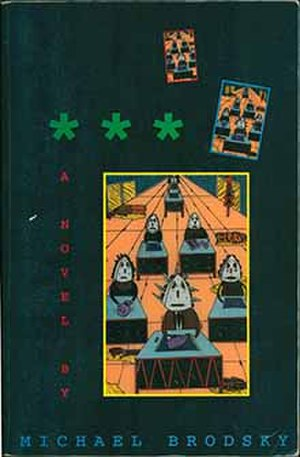 *** (novel) - Cover of the 1st edition