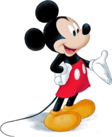graphic about Mickey Printable named Mickey Mouse - Wikipedia