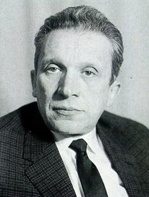 Mieczysław Weinberg - Mieczysław Weinberg during the 1960s
