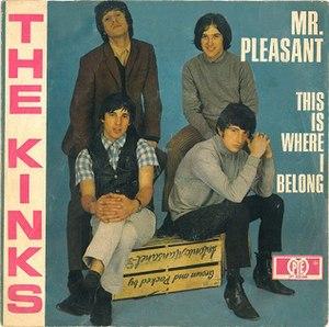 Mister Pleasant - Image: Mister Pleasant cover