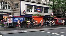Naked Bike Ride - Holborn - 12 June 2016.JPG
