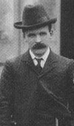 Nantlais Williams - Nantlais Williams in 1904