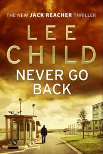 <i>Never Go Back</i> (novel)