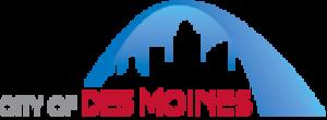 George Washington Carver Bridge - Image: New Des Moines Logo