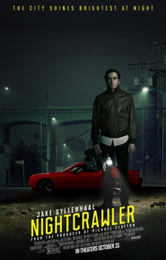 Nightcrawler (film) - Theatrical release poster