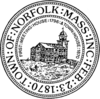 Official seal of Norfolk, Massachusetts