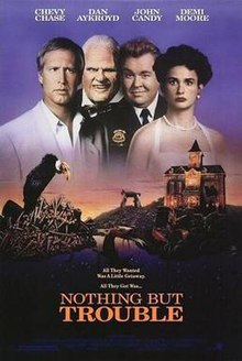 Nothing but trouble poster.jpg