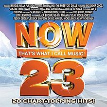 Now That's What I Call Music! 23 (American series) - Wikipedia