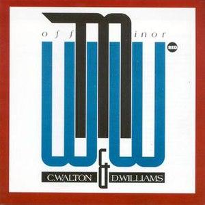 Duo (Cedar Walton and David Williams album) - Image: Off Minor (Cedar Wlton and David Williams album)