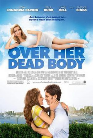 Over Her Dead Body - Image: Over Her Dead Body Poster