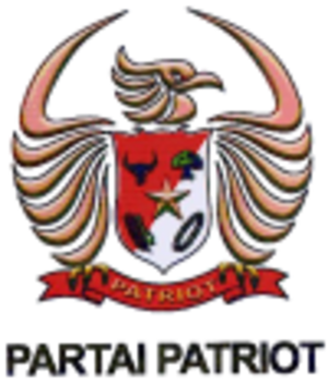 Patriot Party (Indonesia) -  100px