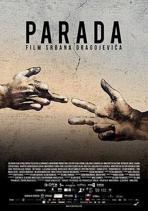 The Parade (film) - Theatrical release poster