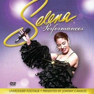 Performances (Selena video) - Image: Performances cover