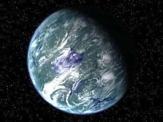 Endor (Star Wars) - The forest moon of Endor